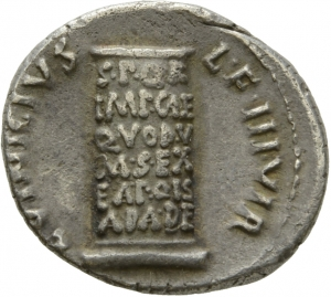 Online Coins of the Roman Empire: RIC I (second edition) Augustus 362