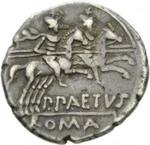 Römische Republik: P. (Aelius) Paetus