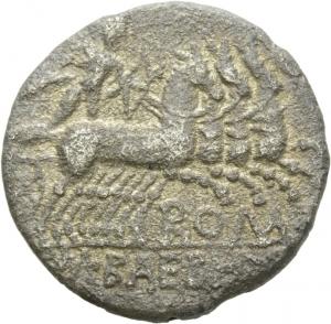 Römische Republik: M. Baebius Tampilus