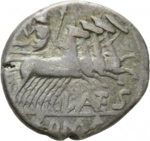Römische Republik: L. Antestius Gragulus