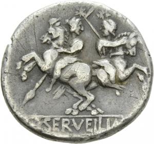 Römische Republik: C. Servilius
