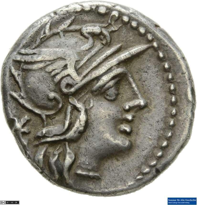 Römische Republik: Tiberius Minucius C.f. Augurinus