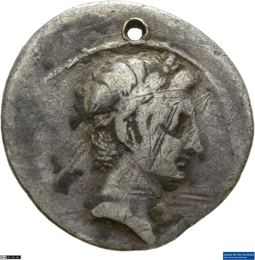 Röm. Republik: C. Iulius Caesar (Octavianus)